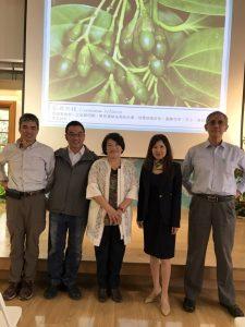 原來你最美:臺灣森林植物園藝、景觀應用發表